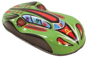 Petite voiture à friction en métal Space Car - L'Arbre à jouer