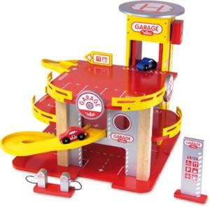 Garage en bois pour enfant - Garage Vilac