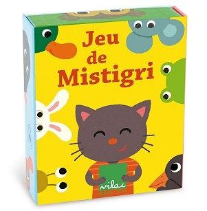 Jeu de cartes du Mistigri illustré par Mélusine Allirol - Jeu de cartes VILAC