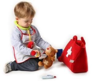 Malette du petit docteur - Jouet Lilliputiens dès 12 mois