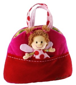 Sac à main Liz de la marque Lilliputiens - Idée jouet fille à partir de 12 mois