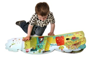 livre jeu pour enfant