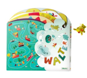 Livre circuit Walter le Dragon - Lilliputiens