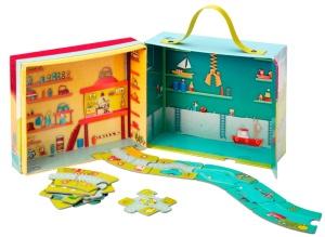 puzzle-circuit-voitures-jouet-carton-lilliputiens