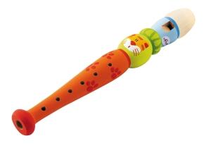 Flute pour enfant en bois