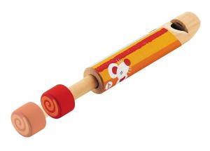 Sifflet pour enfant en bois