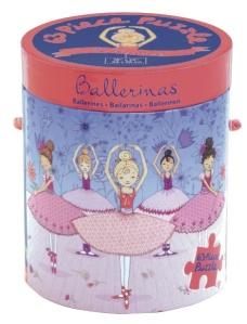 Puzzle Ballerines - Puzzle 63 pièces - Puzzle fille 5 ans