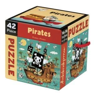 Puzzle pirates de 42 pièces - Puzzle Mudpuppy