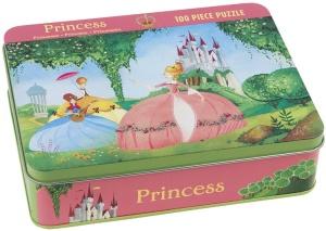 Puzzle princesse - Puzzle 100 pièces - Puzzle Mudpuppy