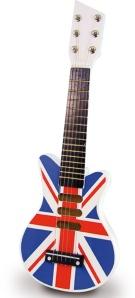 Guitare rock pour enfant - Jouet musical Vilac