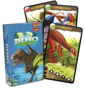 Jeu de cartes Dino Challenge - Bioviva