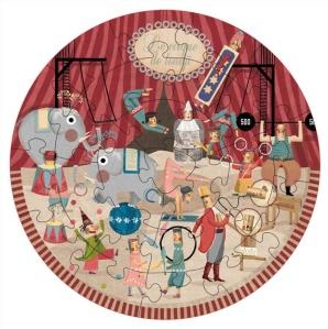 Puzzle pour enfant Cirque - Puzzle Londji