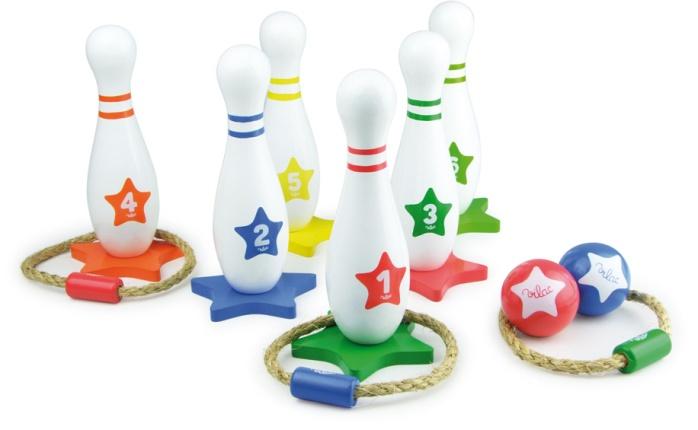 id e de jouet en bois jeu de quilles et jeu d anneaux. Black Bedroom Furniture Sets. Home Design Ideas