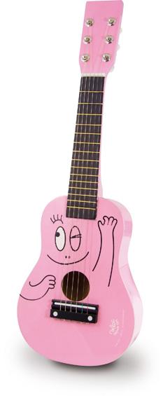 Guitare Barbapapa Vilac