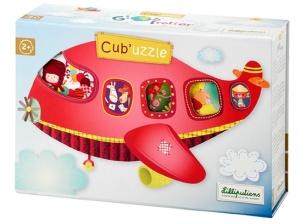 Cub'Uzzles Globe Trotter - Lilliputiens