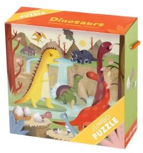 Puzzle dinosaures de 25 pièces - Mudpuppy