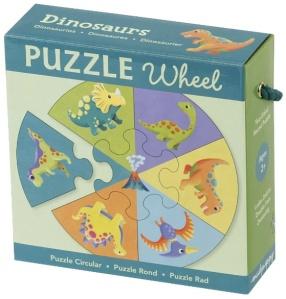 Puzzle dinosaures de 7 pièces - Mudpuppy