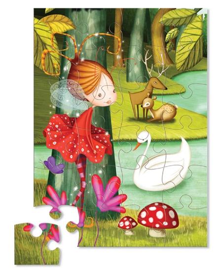 puzzle-princesse-foret-24-pieces-crocodile-creek