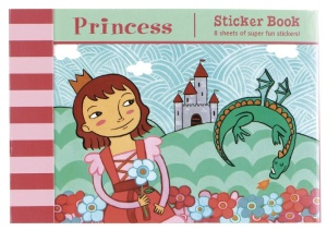 Stickers Princesses - Mudpuppy