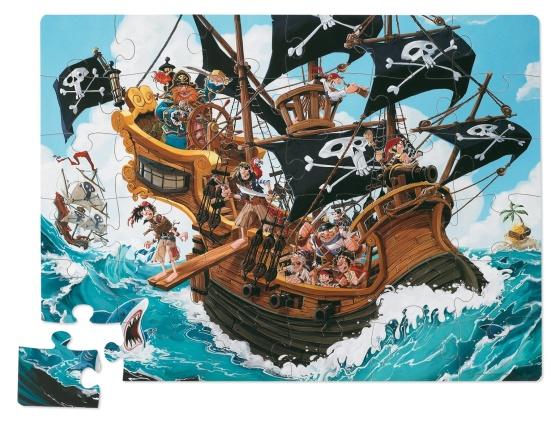 puzzle-pirates-36-pièces-crocodile-creek1