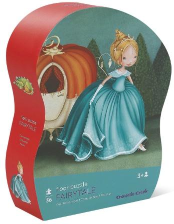 Puzzle princesse - 36 pièces - Crocodile Creek