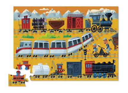 puzzle-trains-36-pieces-crocodile-creek1