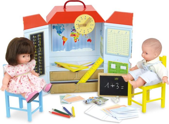 La petite école en valise pour jouer au maitre et à la maitresse - Vilac