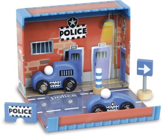 Mon coffret de police - Vilac