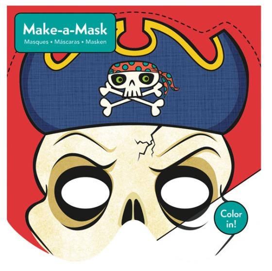 Kit créatif Crée ton masque de Pirate - Mudpuppy