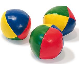 Balle de jonglage par 3 - Vilac
