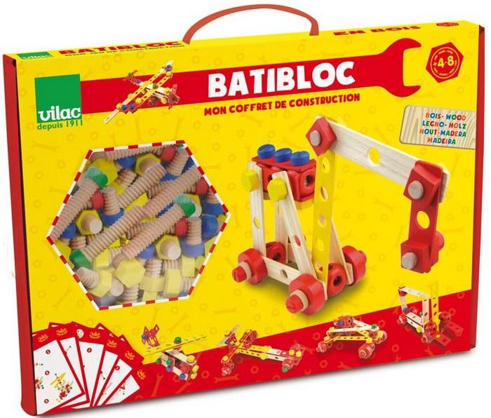 idee de jeu pour enfant coffret construction en bois vilac